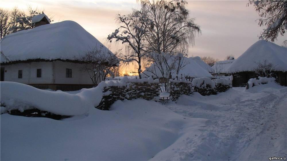 Зимние пейзажи 130193047
